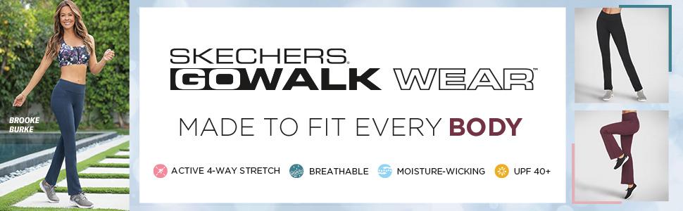 Skechers GOWALK Wear - Made To Fit Every BODY