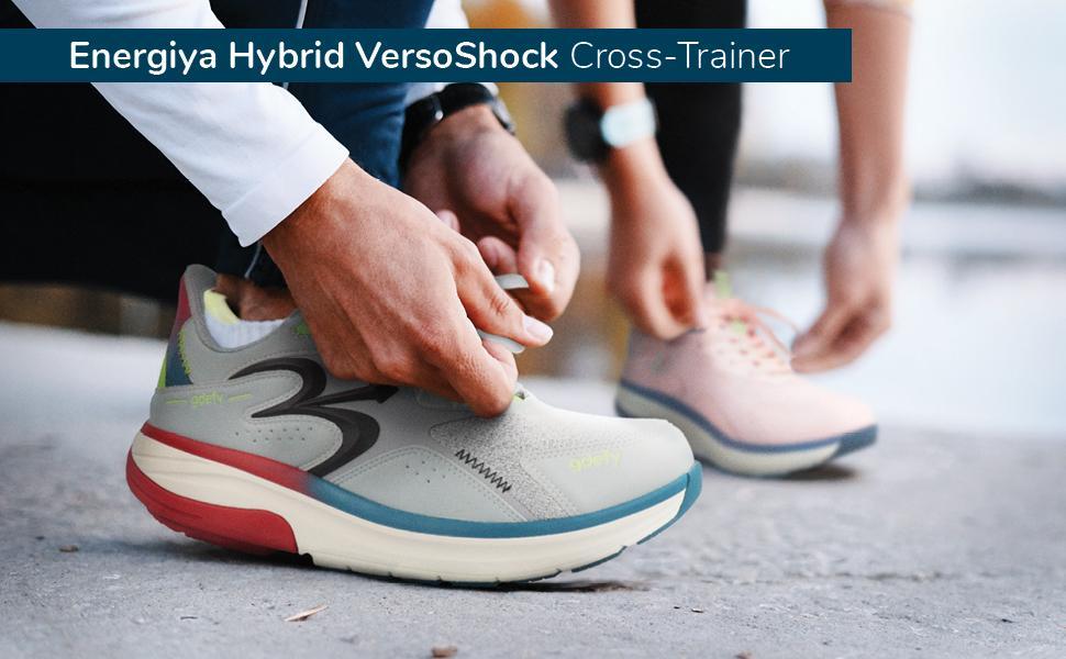 Energiya Cross Trainer Banner