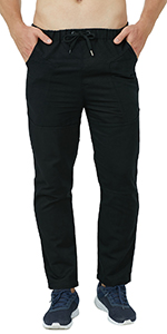 Mens Fashion Workout Athletic Joggers