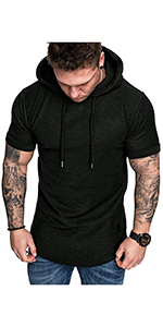 Men's Fashion Athletic Pullover Hoodies