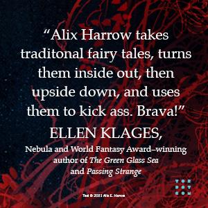 A Spindle Splintered Alex E. Harrow Ellen Klages quote