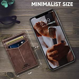 leather wallet, credit card wallet, rfid wallet, bifold wallets for men