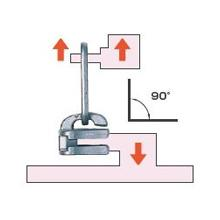 Slider tab pull off strength (90 degree)