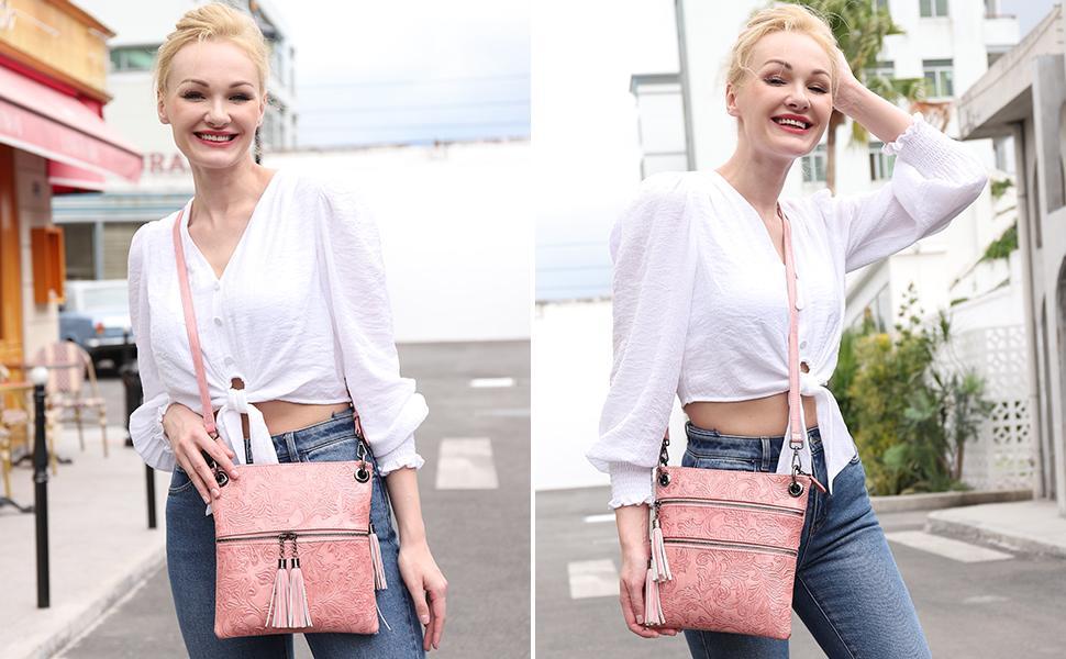 crossbody purses for women gift girls