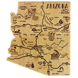 Destination Arizona Serving and Cutting Board