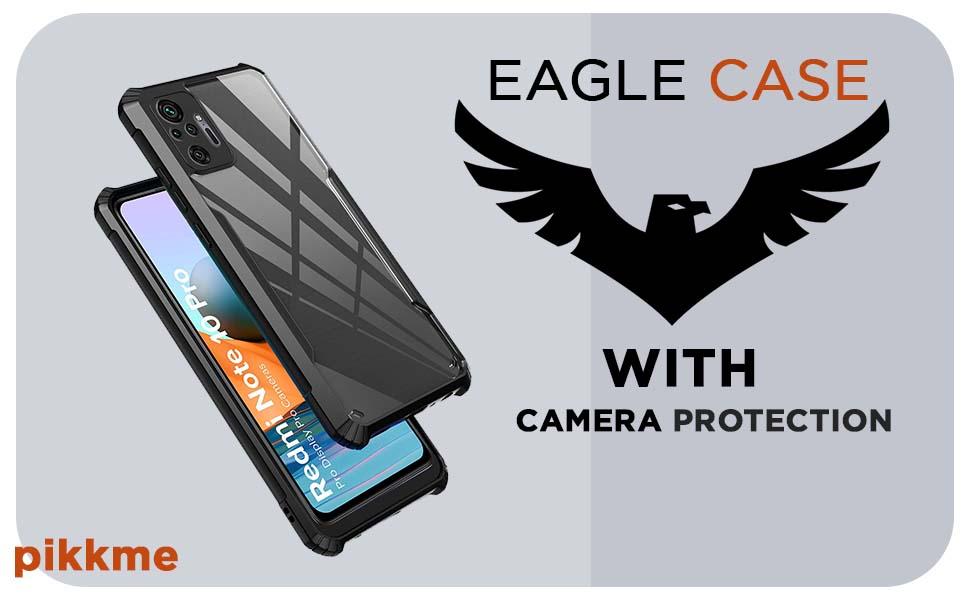 Redmi Note 10 Pro Eagle Case