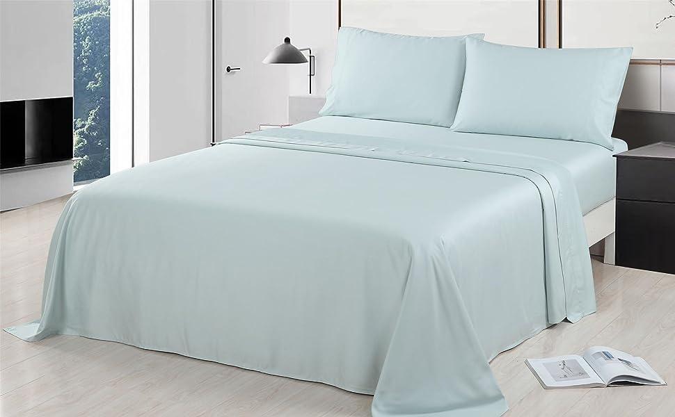 bamboo bed sheet set king