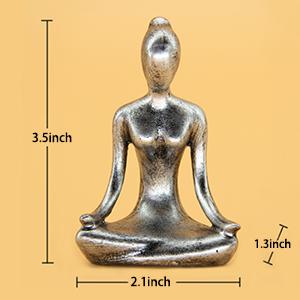 yoga figurines and statues yoga pose statue yoga figurines and statues meditation home decor