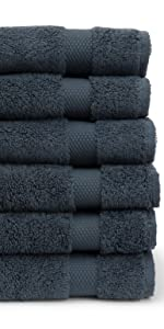 TowelSelections Pearl Collection Luxury Towels Turkish Cotton Bath Towels
