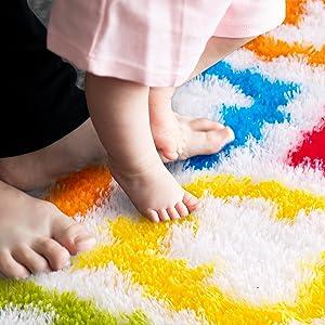 baby nursery rug