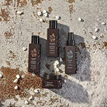 dead sea about minerals stones natural mud mask hair normal