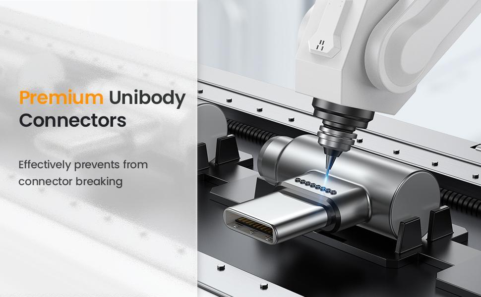 premium unibody connector