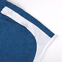 Workout Shorts for Women Color Block