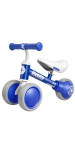 Baby Balance Bike Blue