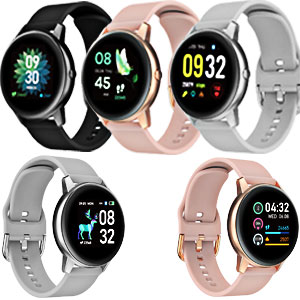 Smart Watch with Multi Faces