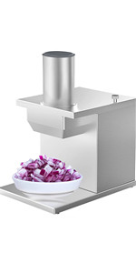 commercial onion dicer