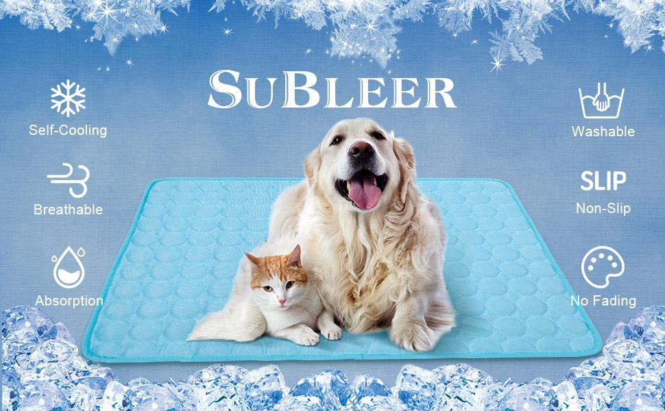 pet cool mats for dogs