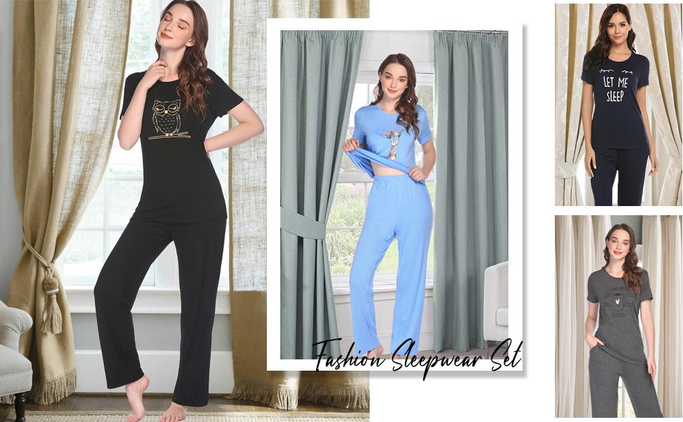 women pajama set