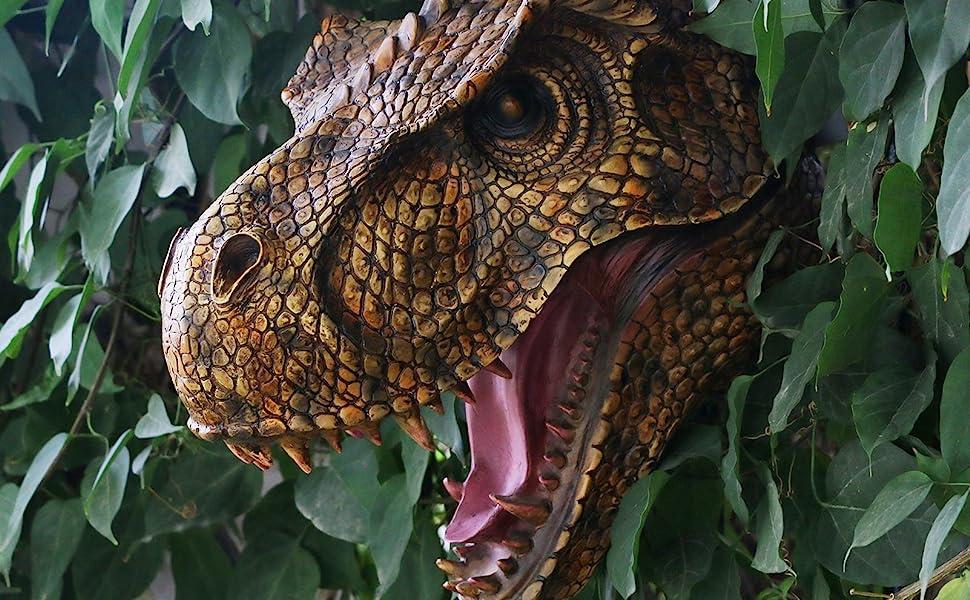 Jurassic dinosaur Head Wall hanging