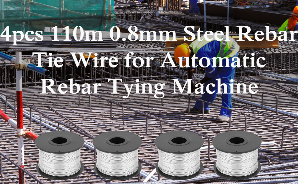 Wire for Automatic Rebar Tying Machine