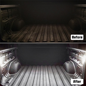Tacoma LED Truck Bed Light 2020
