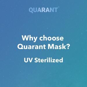 UV sterilized