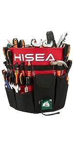 HISEA Bucket Tool Organizer