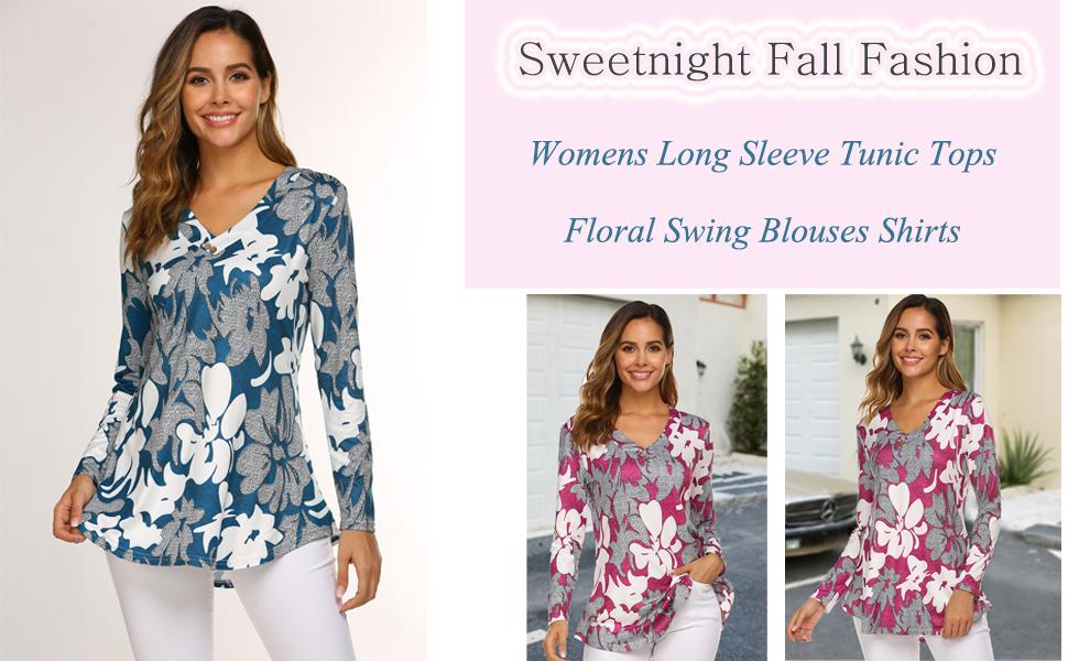 fall tunics