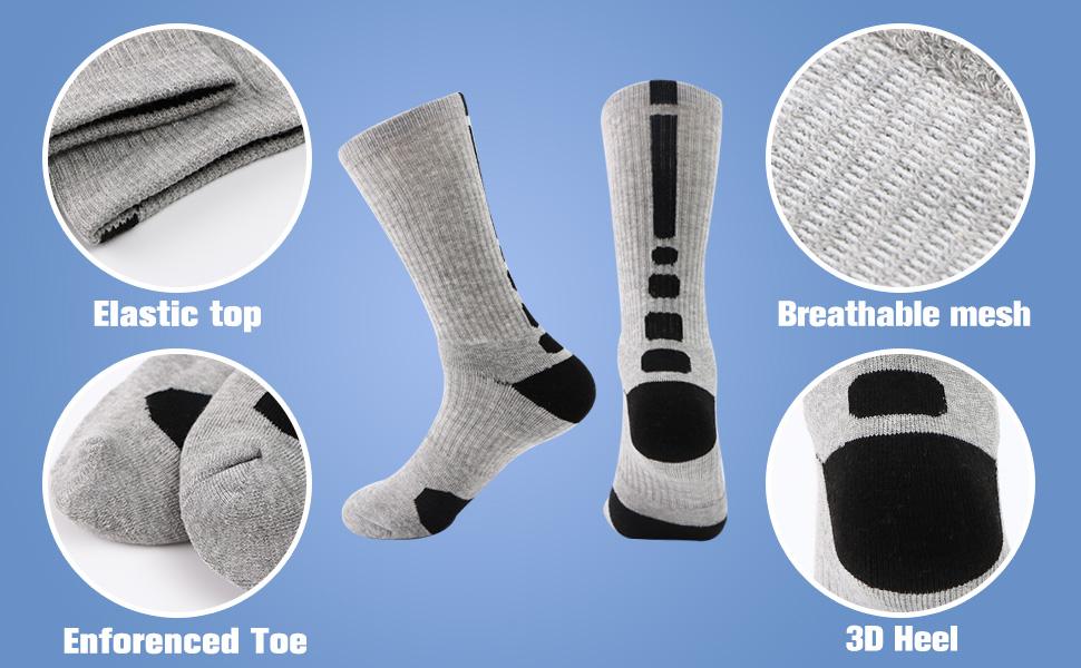 basketballl socks