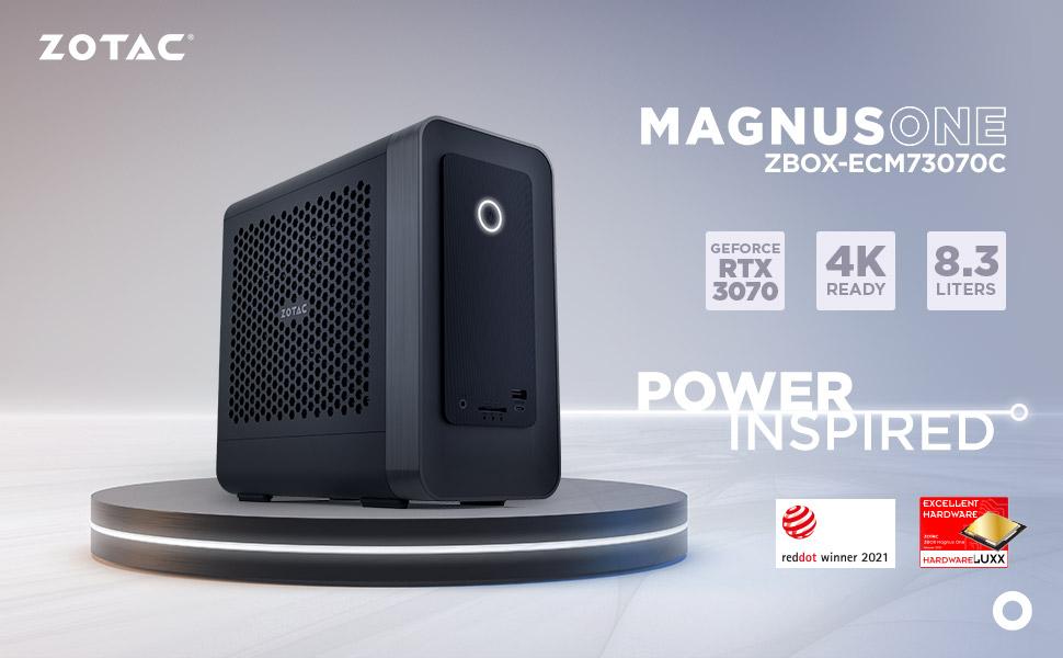 zotac zbox magnus one 3070