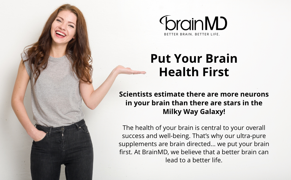 Put Your Brain Health First