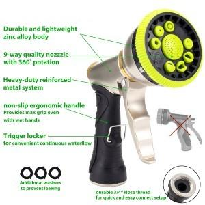Drop-Resistant And Durable Nozzle