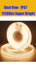 warm white led light strip