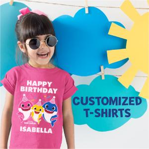 birthday shark shirt baby shark birthday shirt custom t shirt personalized baby shark shirt