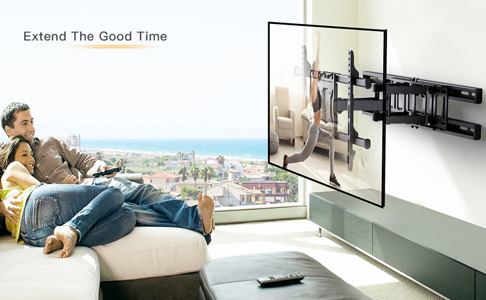 tv wall mount extension bracket