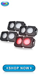 rgb rock lights
