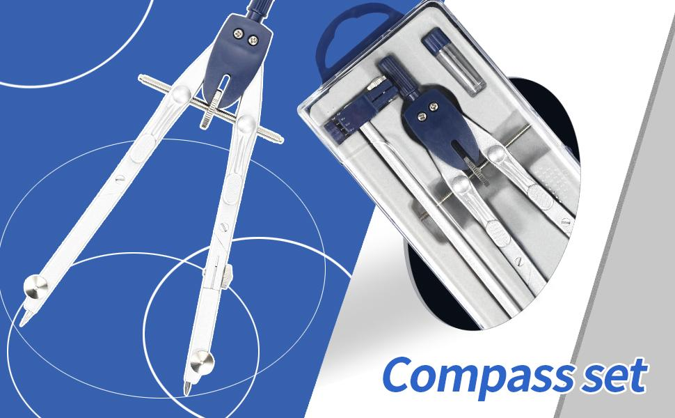 compass 4pcs