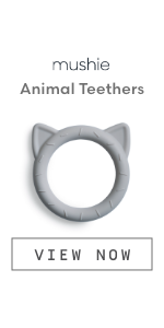 Mushie Animal Teethers