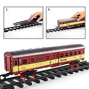 guide track