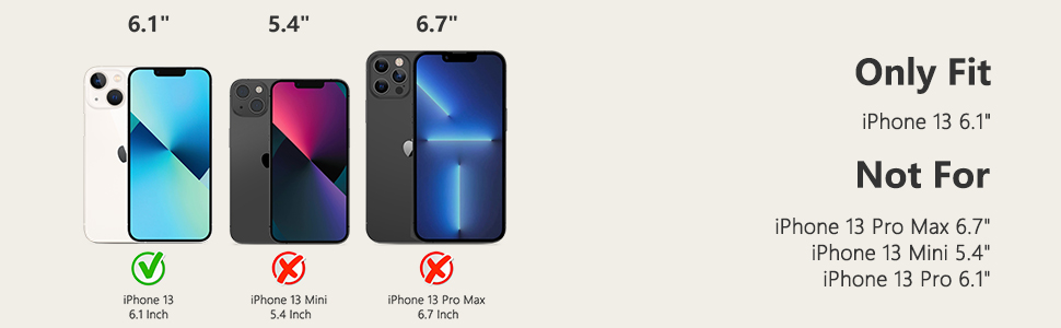 screen protector iphone 13
