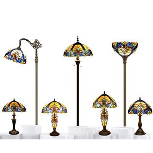 Tiffany Lamp S160E Series
