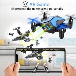 AR game mode