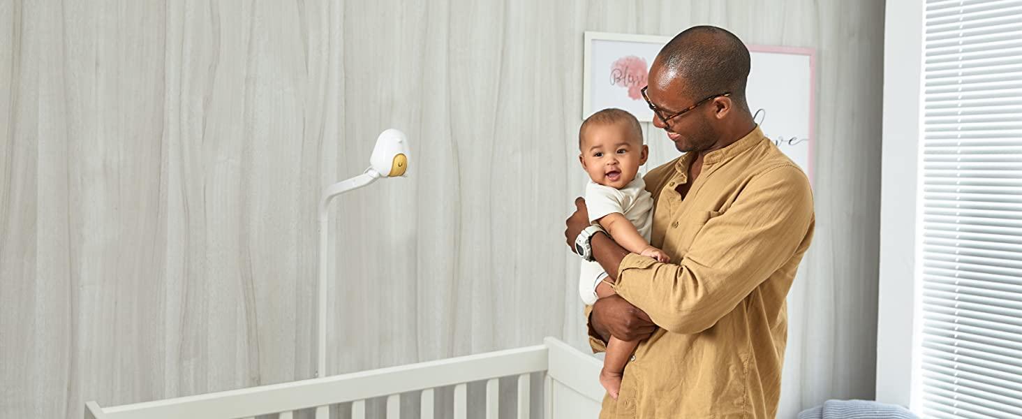 cubo ai smart baby monitor nursery