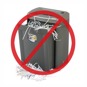 Why is shredded paper an Issue?