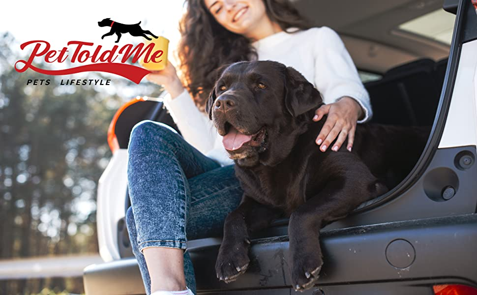 PetToldMe dog car seat cover