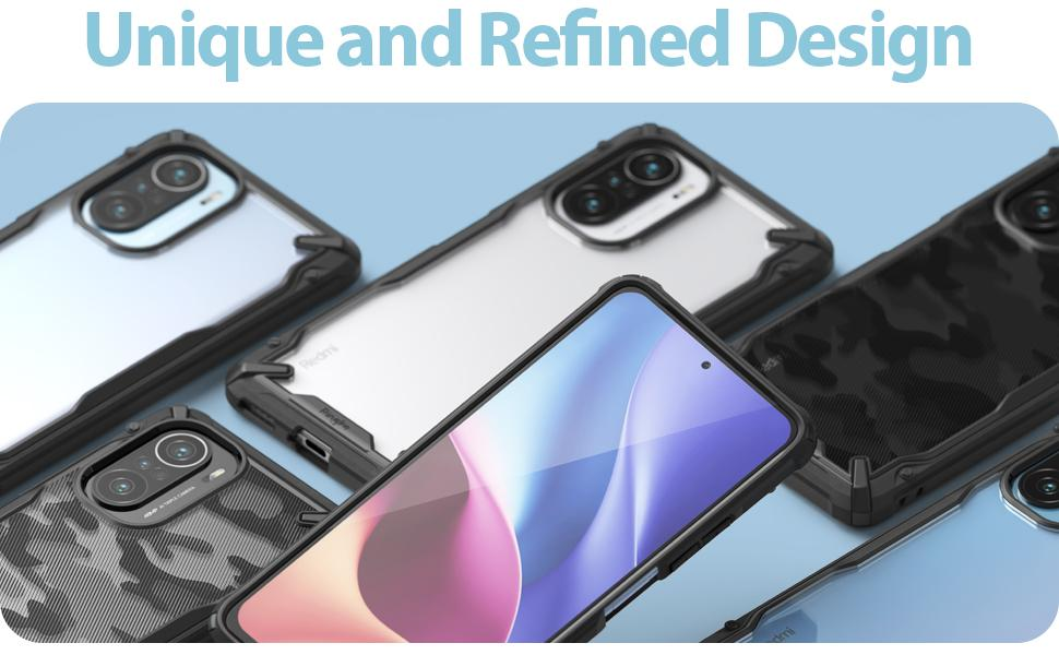 Ringke Fusion X Designed for Redmi K40 / K40 Pro / K40 Pro+
