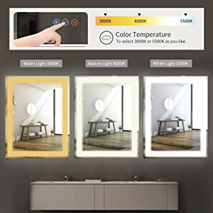 Color Temperature Dimmable
