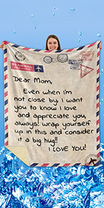 TO MOM BLANKET