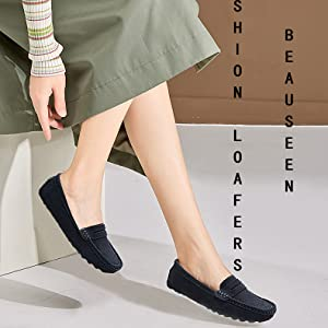Beauseen Fashion Loafer
