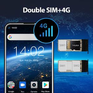 Double SIM 4G